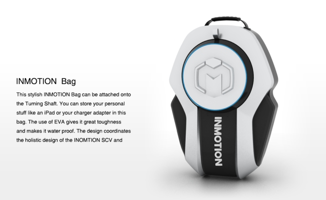 inmotion scv r1 ex bag