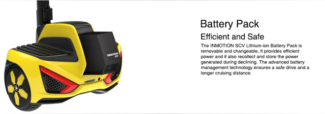 inmotion scv battery pack