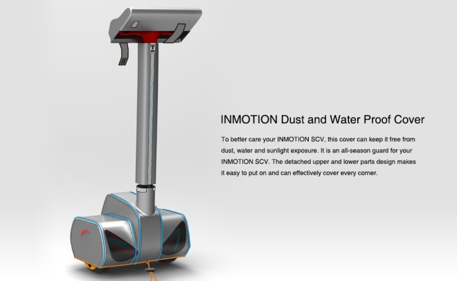 Inmotion SCV Dust cover
