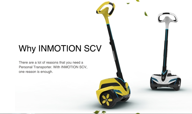 yellow and white inmoton scv r1 cost