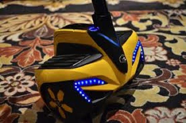 yellow inmotion scv cost $2499.00