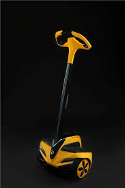 yellow inmotion segway